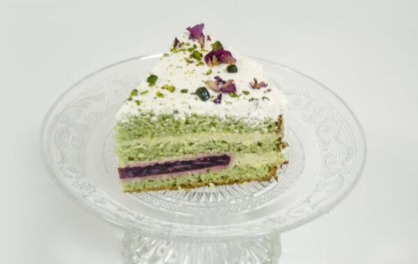 Pistaatsia-tort