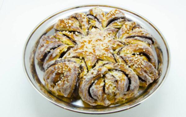 Sarapuupähkli- kreemipärg